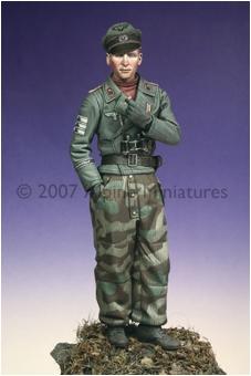 Alpine 16001 - Panzer Officer